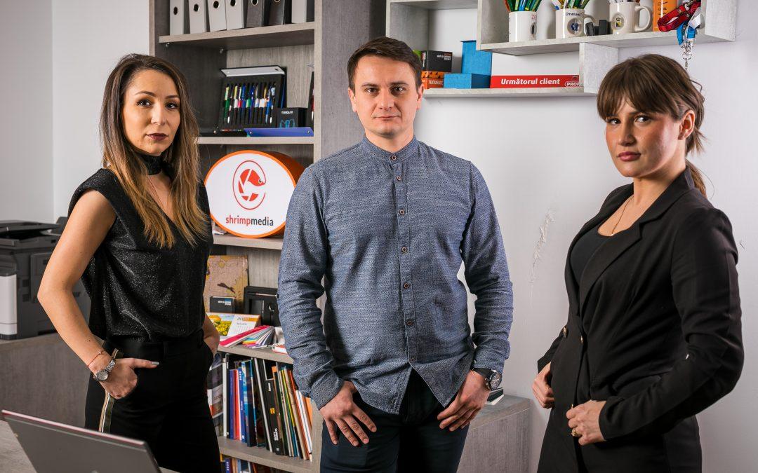 Shrimp Media – un jucător curajos pe piața de producție publicitară